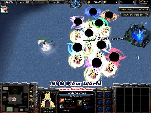BVO New World Naruto
