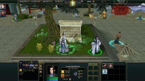 kiem vu cuu thien ORPG screenshots 2